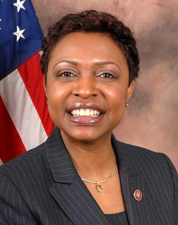 Image of Caribbean American Congresswoman Yvette D. Clarke