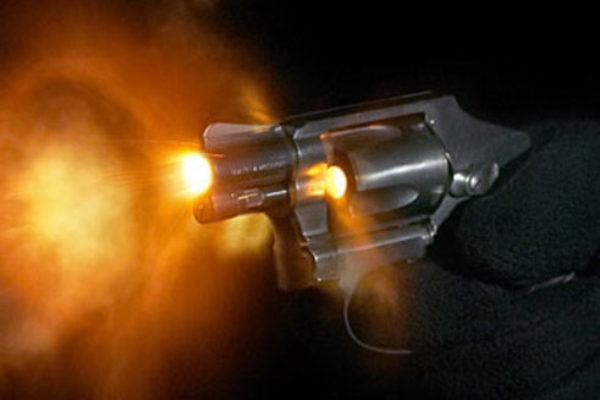 Image of gunfire