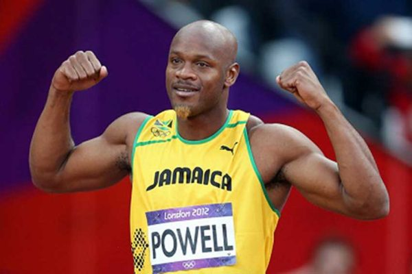Image of Asafa Powell