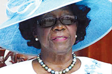 Image of Dame Pearlette Loiusy