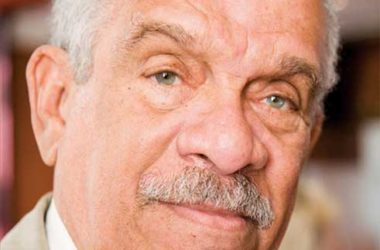 Image of Nobel Literature Laureate Derek Walcott