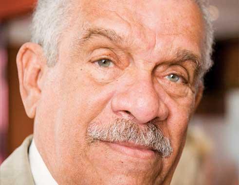 Image of Nobel Literature Laureate Derek Walcott