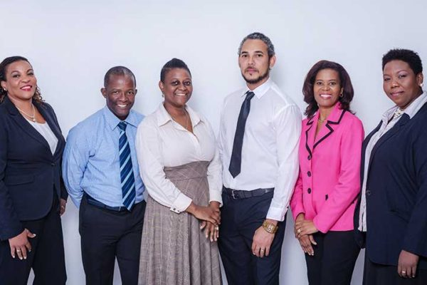 Image: Members of the Guild's Executive