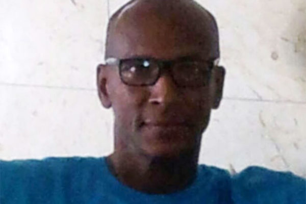 Image of Health Educator in the Ministry of Health Mervyn Charles