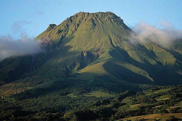 Image of Mount Pelée, Martinique