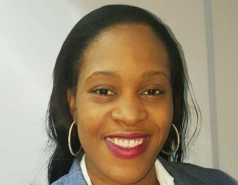 Image: Ms. Shanta Louis, Chief Risk Officer, BOSL St. Lucia
