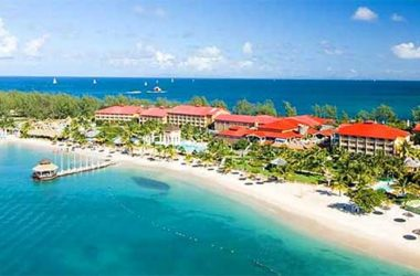 Image of the Sandals Grande in St. Lucia