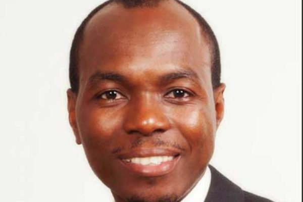 Image of Tourism Minister, Dominic Fedee