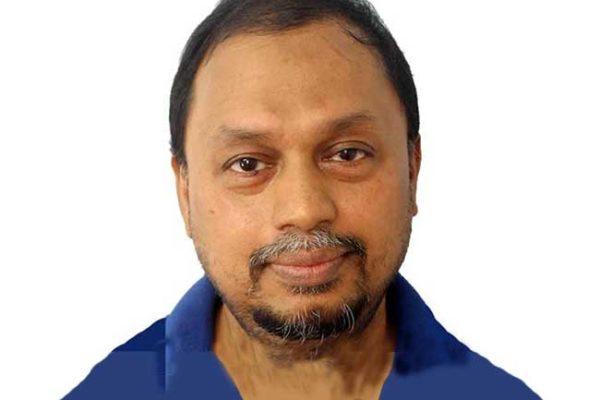 Image: Dr.Iftekar Ahmed Shams