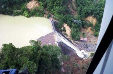 Image of the John Compton Dam