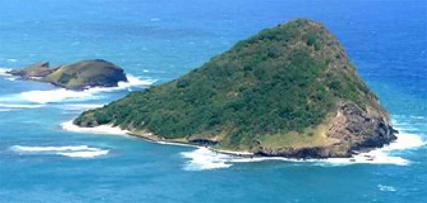 Image of Maria Islands Photo: St. Lucia National Trust