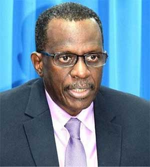 Image: LEADER of the St. Lucia Labour Party (SLP) and of the Opposition in Parliament, Phillip J Pierre