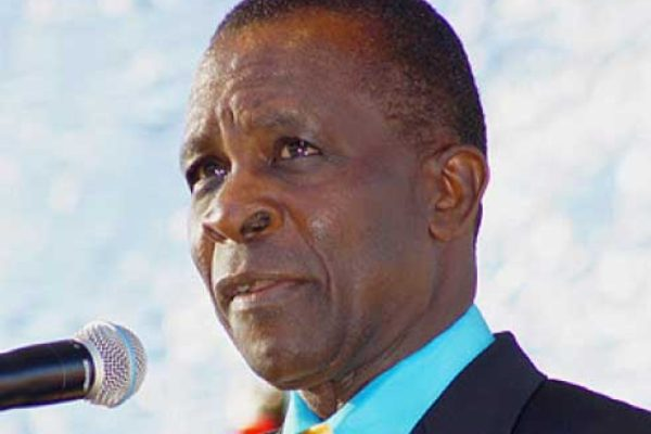 Image of Prime Minister Dr Keith Mitchell
