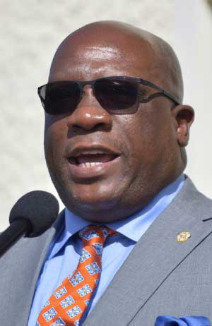 Image of Prime Minister Harris