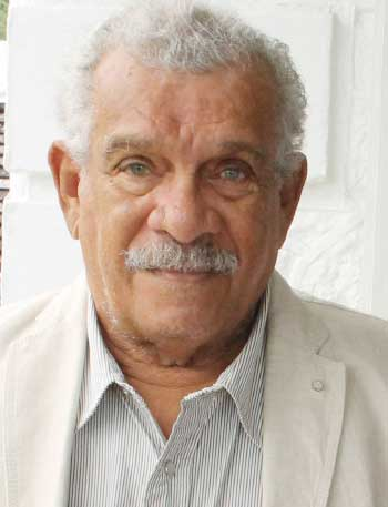 Image of Sir Derek Alton Walcott