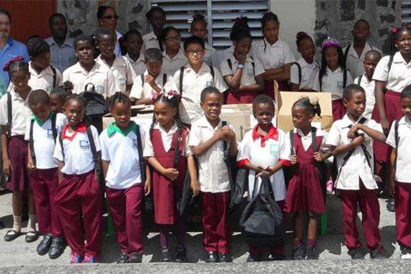 Image of Augier Combined Students