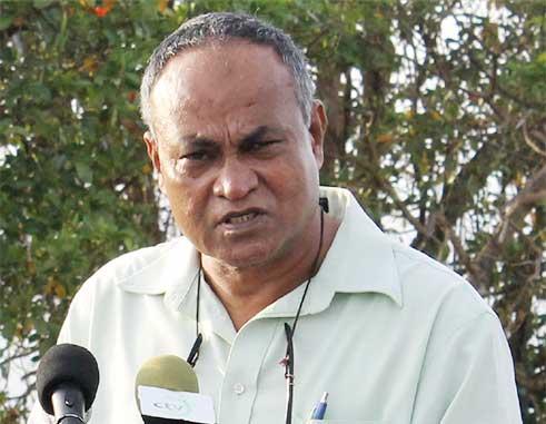 Image of SLNT Director, Bishu Tulsie
