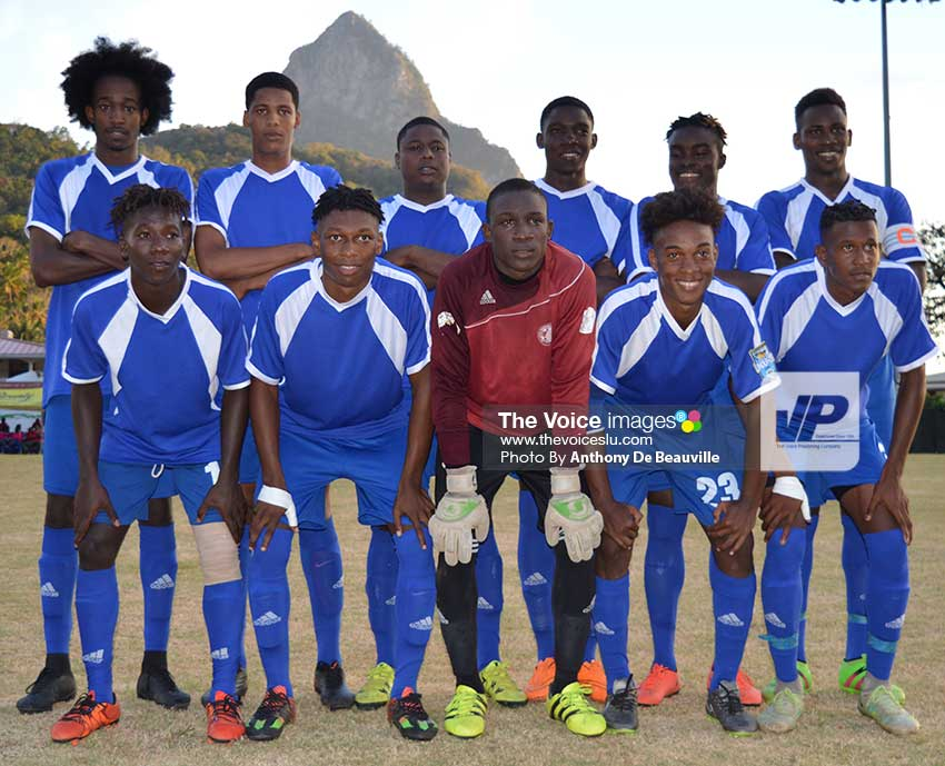 Image: Canaries set to take on Vieux Fort North