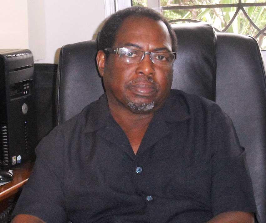 Image of former Saint Lucia diplomat, Ambassador Earl Stephen Huntley