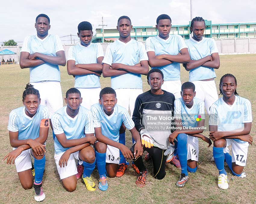 Image of Gros Islet Team