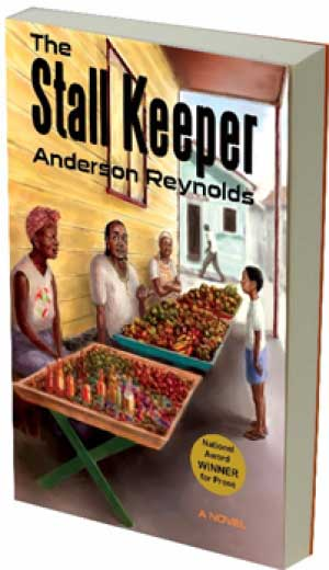 Image of 'The Stall Keeper' book