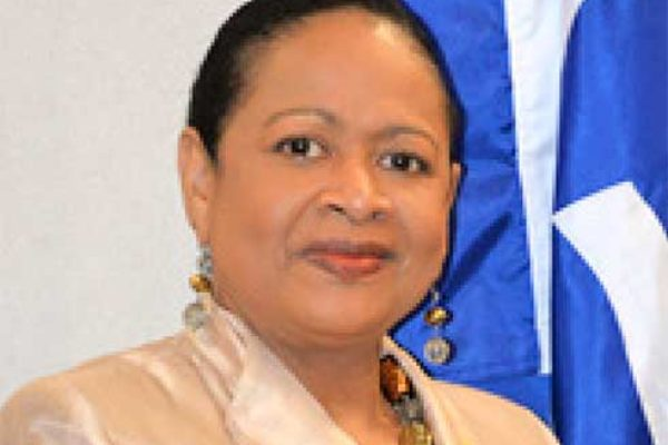 Image of Ambassador Dr. June Soomer