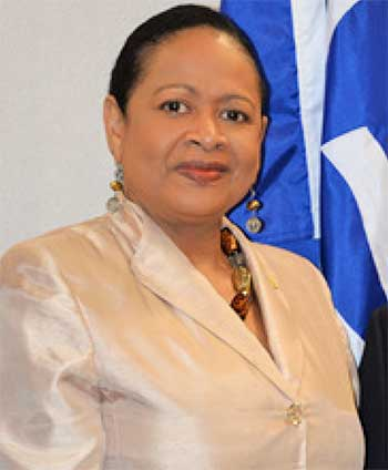 Image of Ambassador Dr. June Soomer