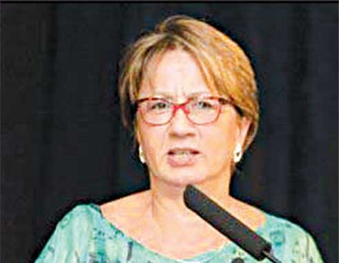 Image of Galina Sotirova, World Bank Group's Country Manager for Jamaica.