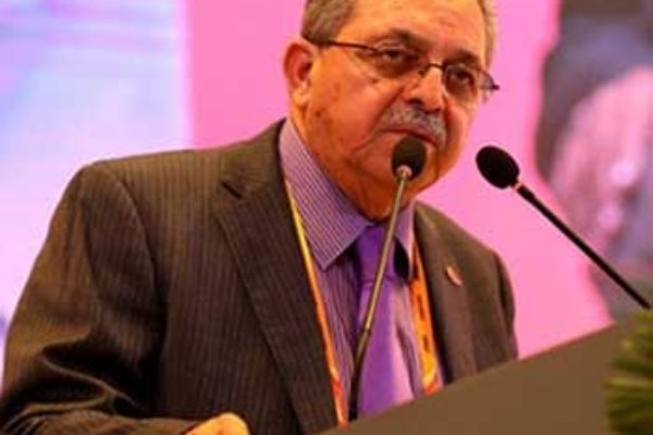 Image: NACAC President Victor Lopez