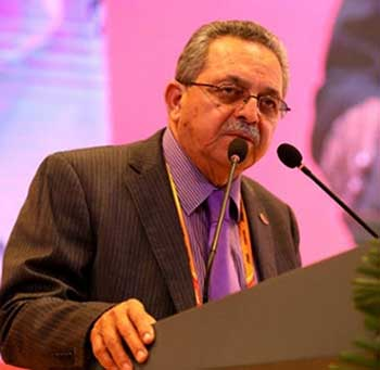 Image: NACAC President Victor Lopez
