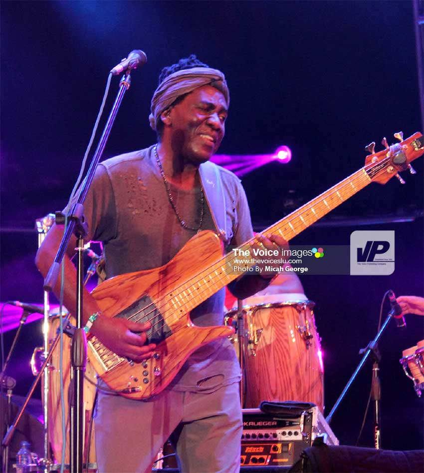Image of Richard Bona