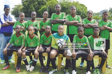 Image: Some members of VSADC Youth Academy. (PHOTO: Anthony De Beauville)