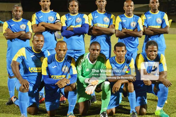 Image: A photo moment for Saint Lucia Masters