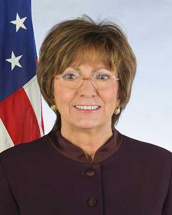 Image of Ambassador Linda Taglialatela