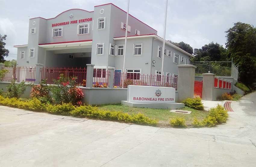 Image of Babonneau Fire Station [PHOTO: PhotoMike]