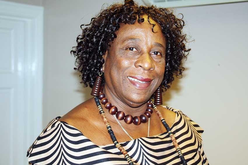 Image of Ms. Denise Joyce AUGUSTE