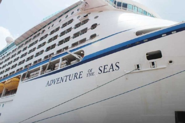 Image of Adventure of the Seas.
