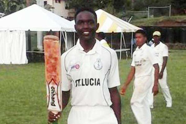 Image: Kimani Melius (160) acknowledges his milestone. (Photo: AC)