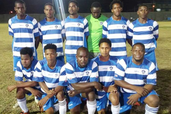 Image: Platinum FC (Photo: VFS)