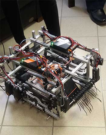 Image of the Robot.