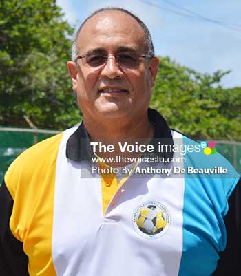 Image of Team Manager Vincent Bologne. (Photo: Anthony De Beauville)
