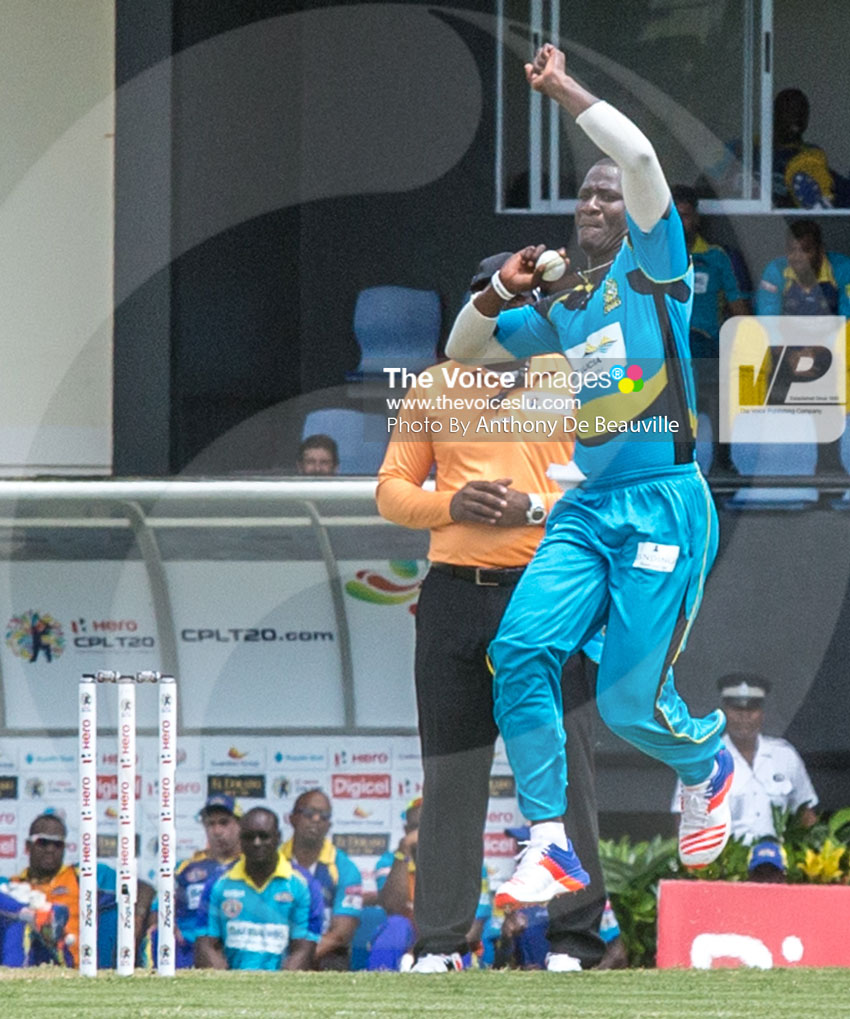 IMG:  Daren Sammy  (Photo: Anthony De Beauville)