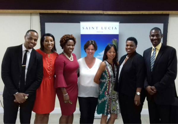 img: SLTB Marketing & PR reps from USA, UK and Canada.