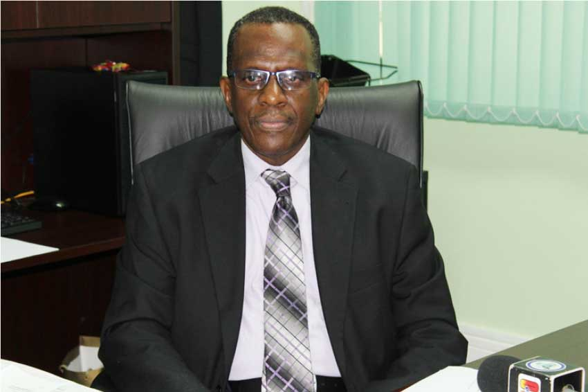 Image of Leader of the Opposition, Philip J. Pierre
