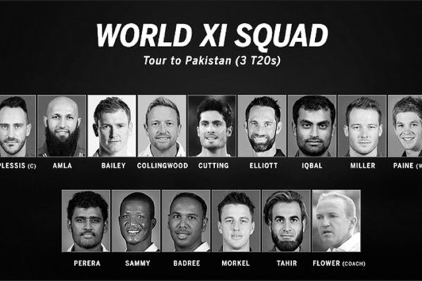 img:The World XI squad that will tour Pakistan next month. (PHOTO: ESPN Cricinfo Ltd)
