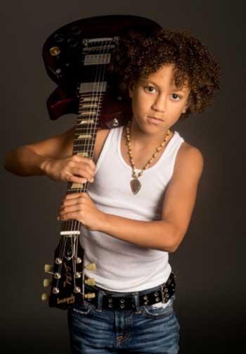 Image of 14-year-old Brandon Niederauer,
