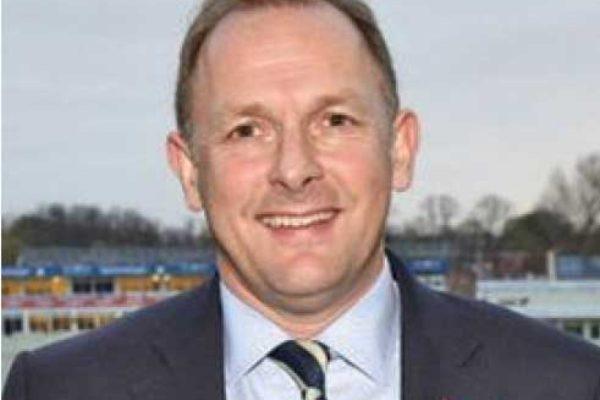 Image of Warwickshire chief executive, Neil Snowball.
