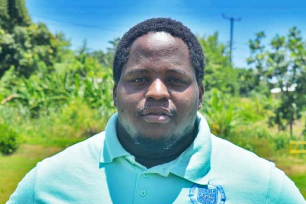 Image of PWA President, Travis Chicot