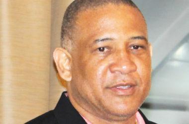 Castries South MP, Dr. Ernest Hilaire