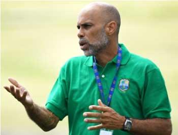 Image of West Indies Director of Cricket, Jimmy Adams